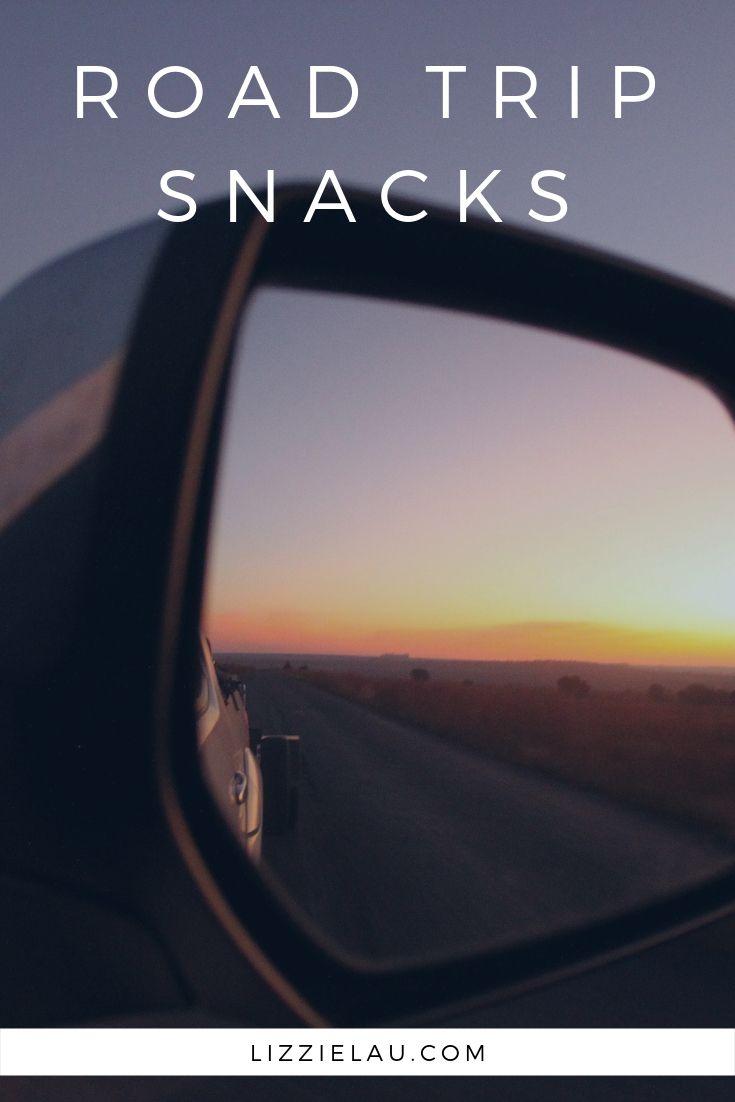 Road Trip Snacks - Trader Joe\'s List