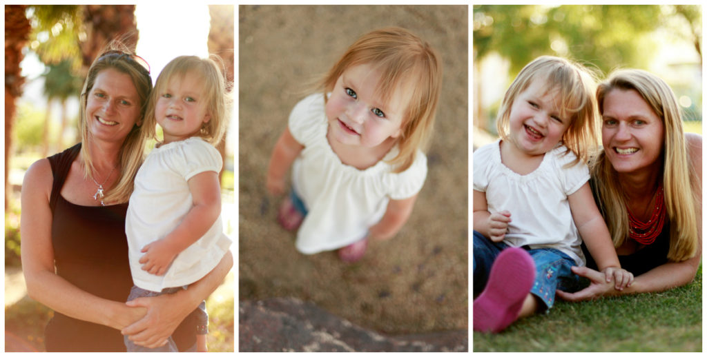 May Photo Shoot - raising an only child