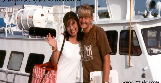 Sea Fever Bahamas Lizzie Lau