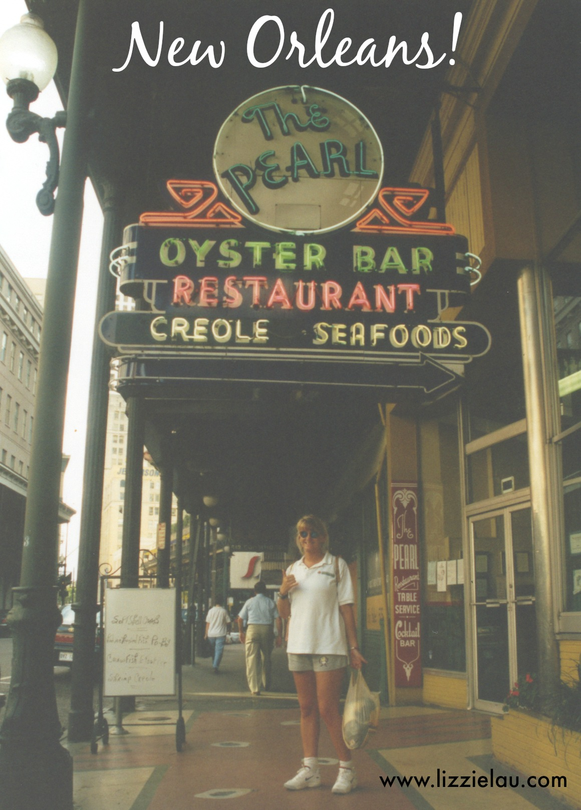 new orleans the pearl lizzie lau