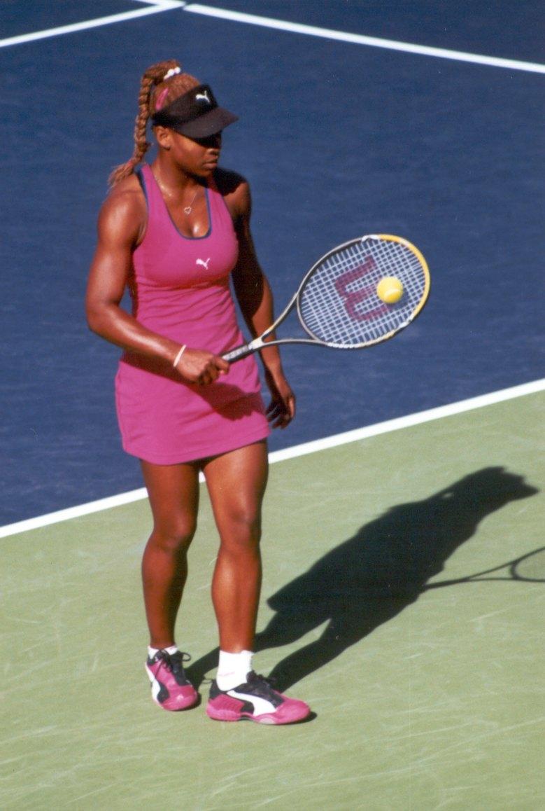 BNP Paribas Indian Wells Tennis Tournament - Serena Williams