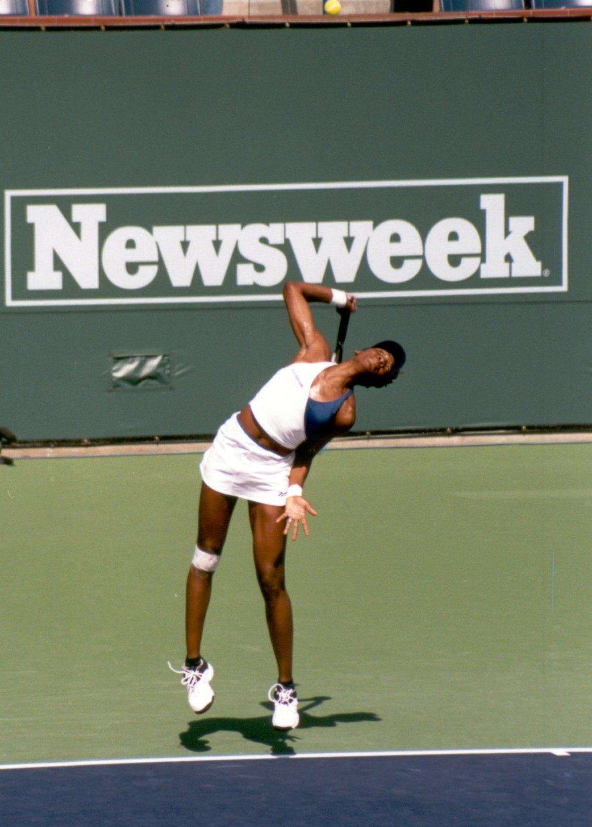 BNP Paribas Indian Wells Tennis Tournament - Venus Williams