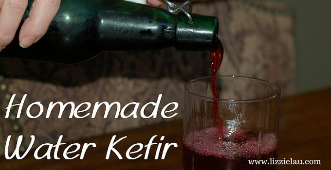 water kefir step by step instructions