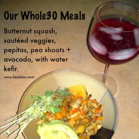 butternut squash whole30