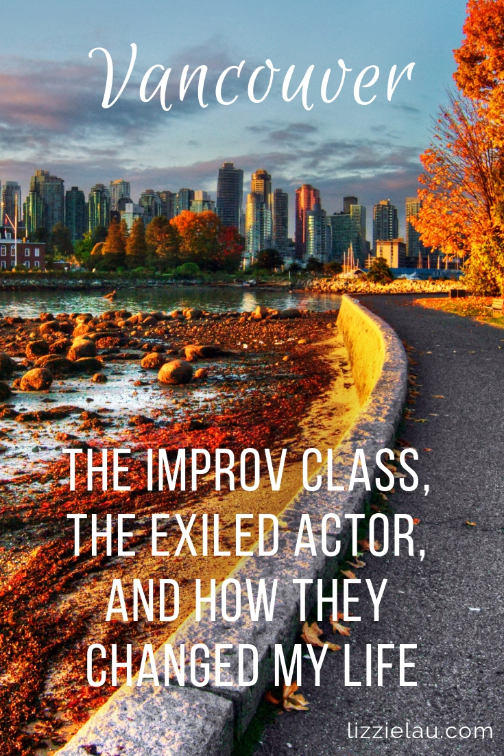 The Improv Class, The Exiled Actor, and How They Changed My Life