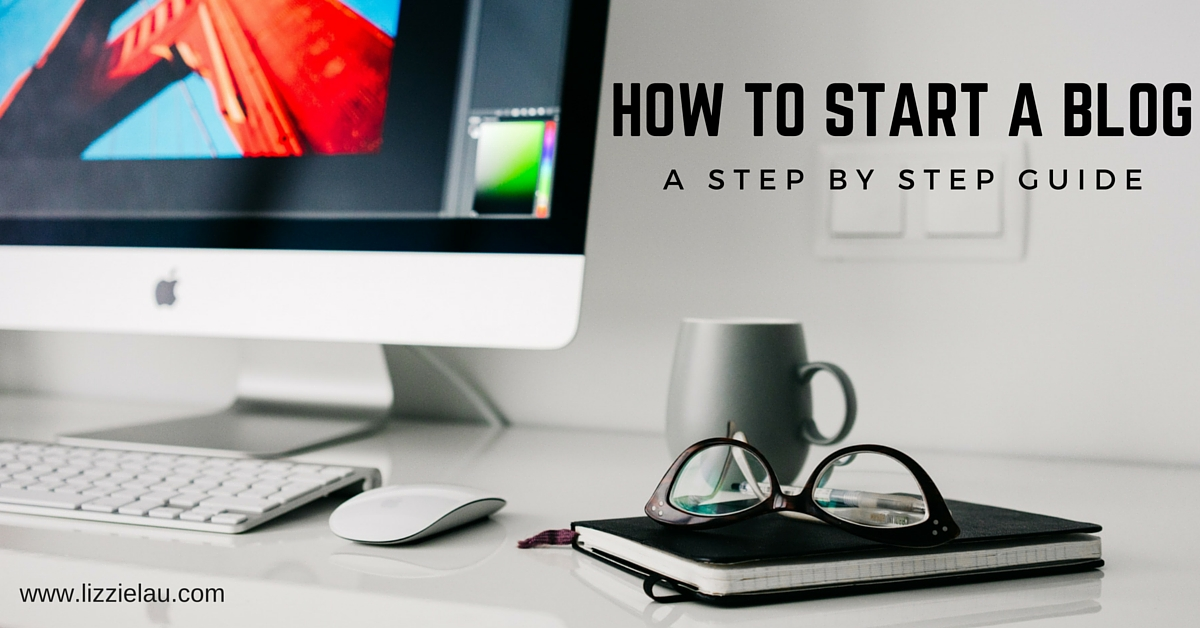 How to start a blog or website in 5 easy steps