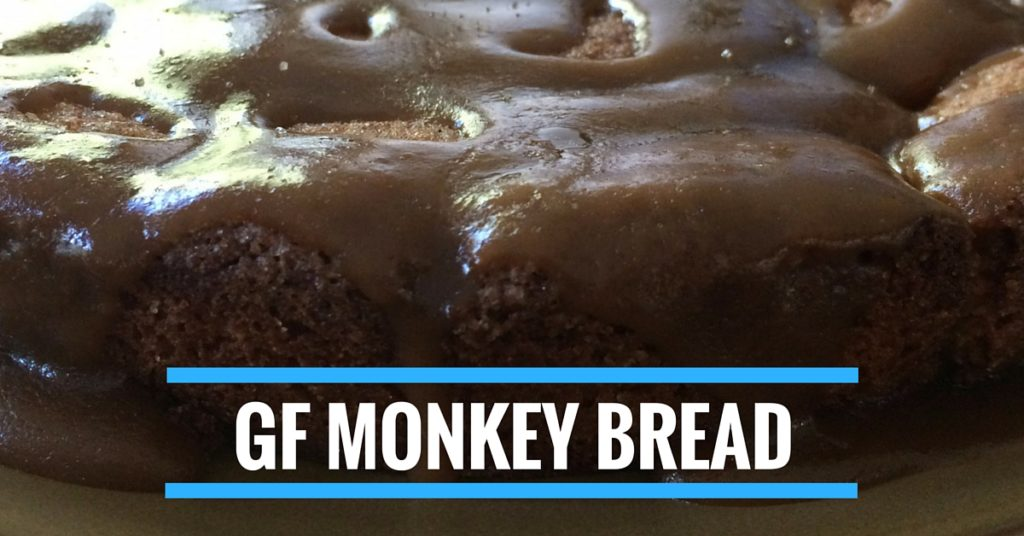 gluten free Monkey Bread recipe
