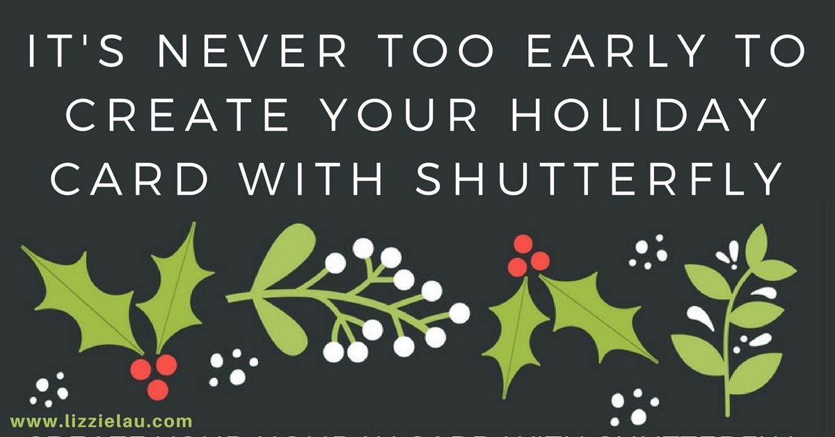 Use discount codes to create inexpensive holiday cards at Shutterfly.