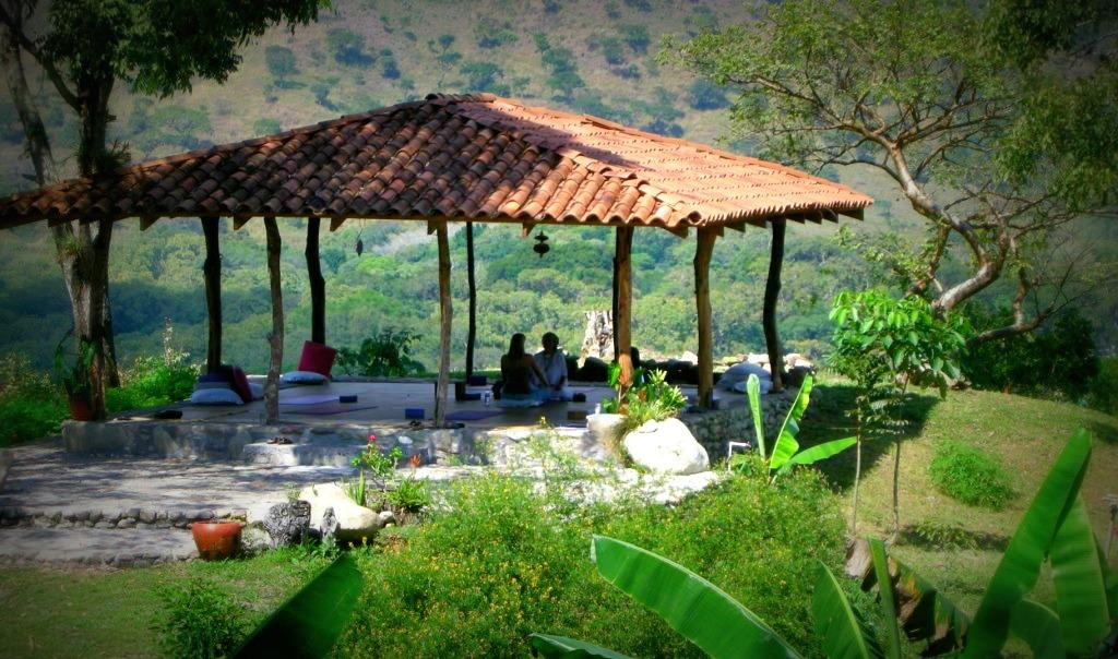 gaiam at hacienda san lucas