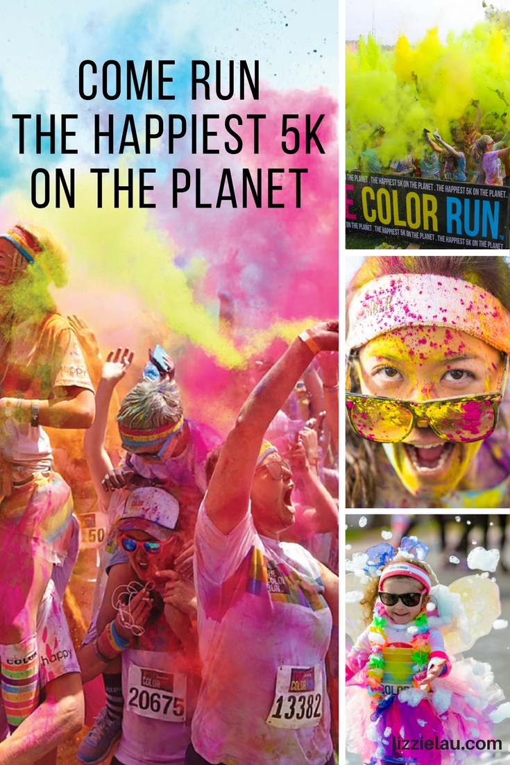 Come run The happiest 5K on the planet