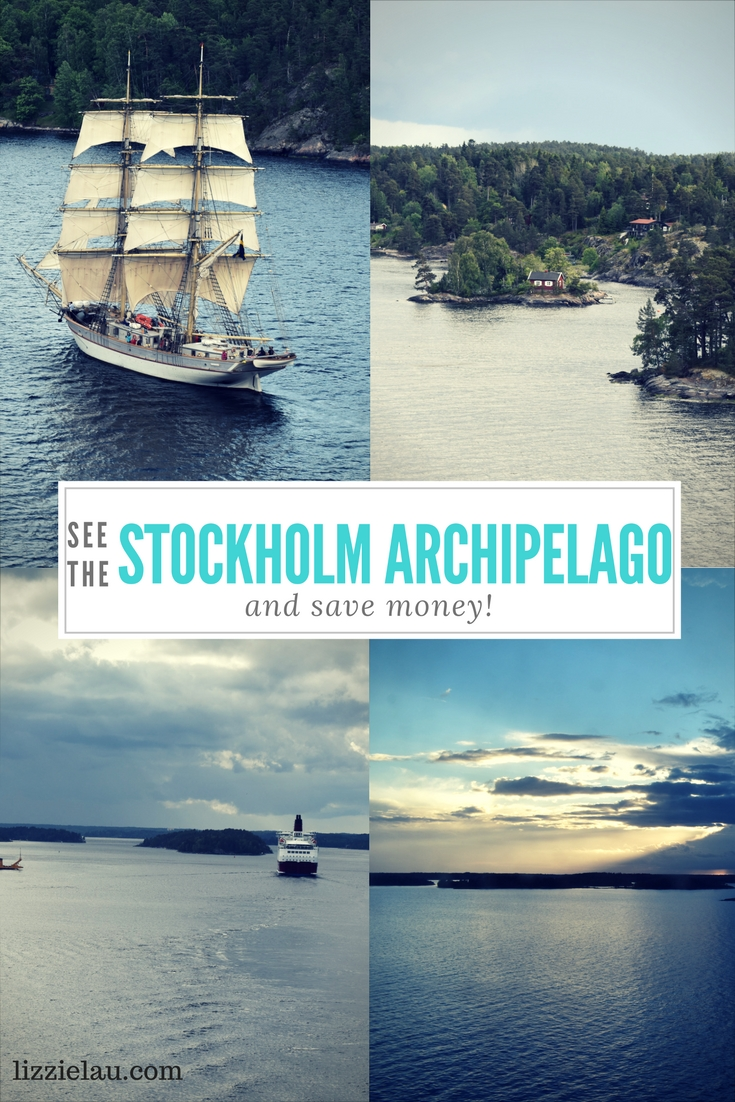 See the Stockholm Archipelago and Save Money #visitstockholm