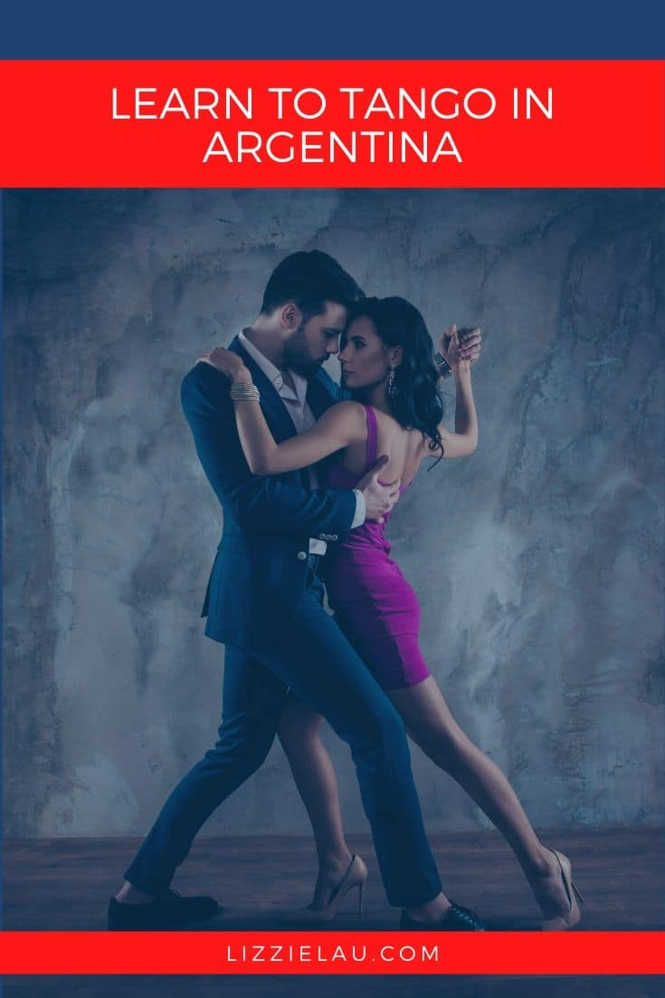 You Can Learn To Tango In Buenos Aires, Argentina