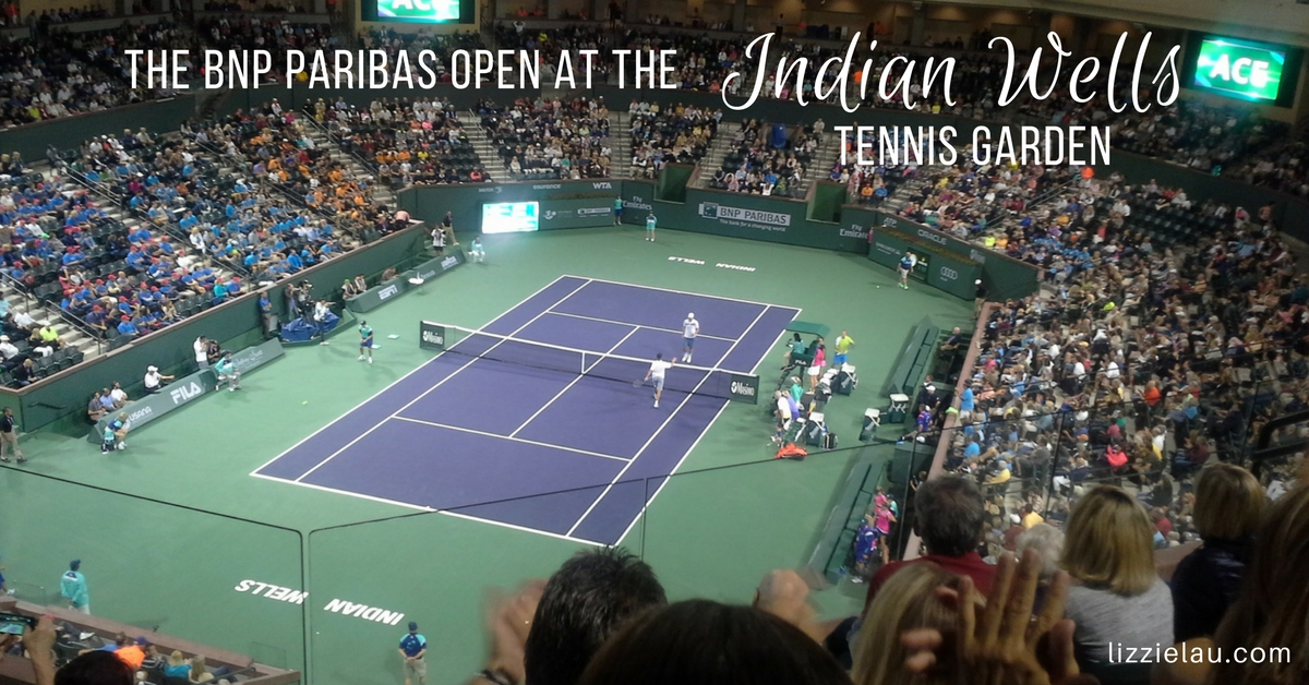 coachella valley in march bnp paribas indian wells tennis tournament - Indian Wells Tennis Garden