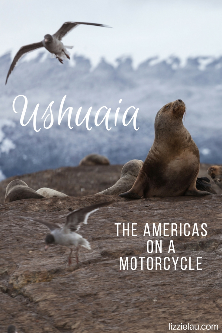 Ushuaia - The Americas on a Motorcycle
