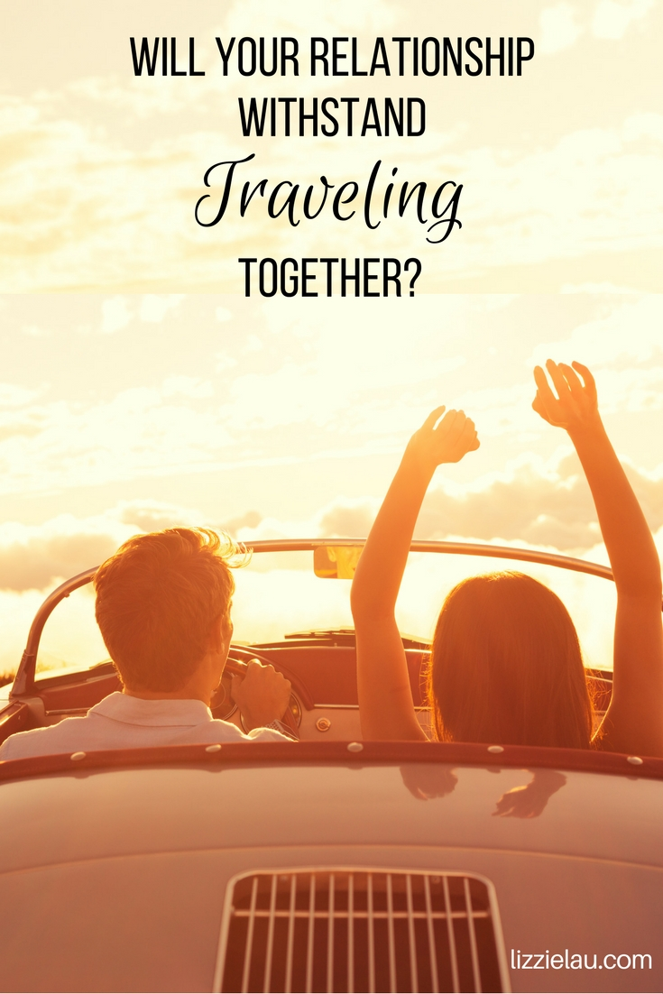 Will your relationship withstand traveling together?