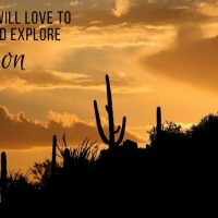 Your Family Will Love to Discover and Explore Tucson #freeyourself #ad