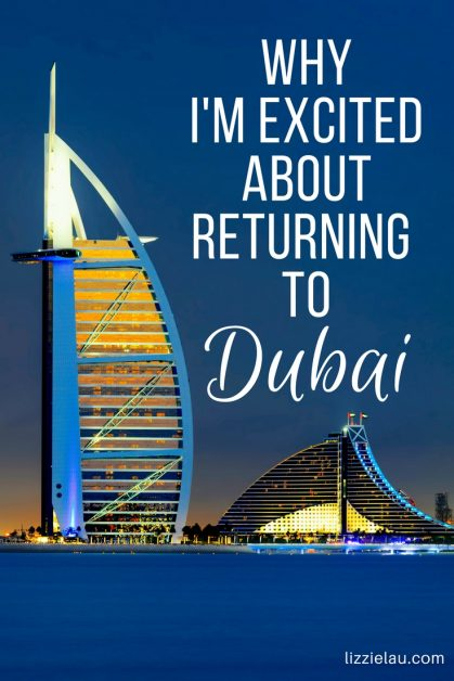 3 Reasons I Can't Wait To Go Back To Dubai #UAE #travel #adventure #familytravel #Dubai
