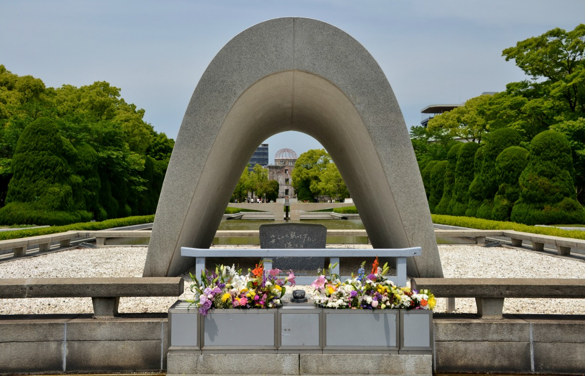 hiroshima war memorial