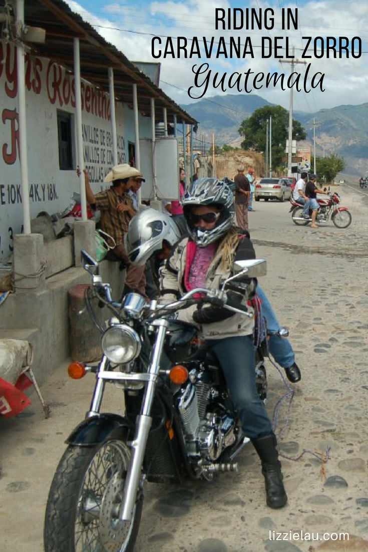 Caravana del Zorro - A Unique Motorcycle Experience in Guatemala