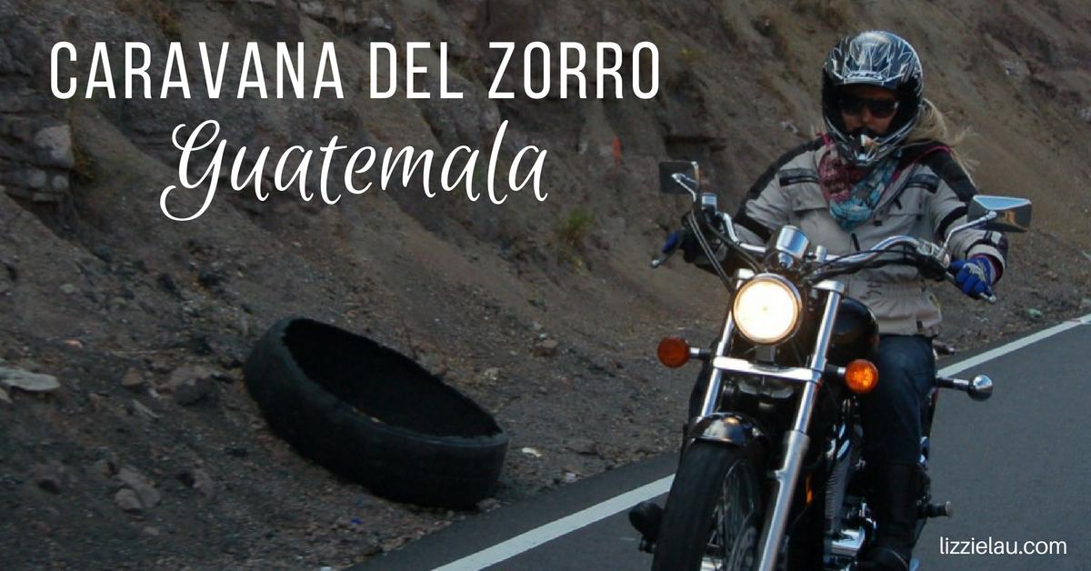 Caravana del Zorro Guatemala 2009