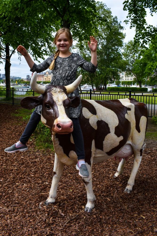 Visit Stockholm with kids Junibacken Childrens Museum