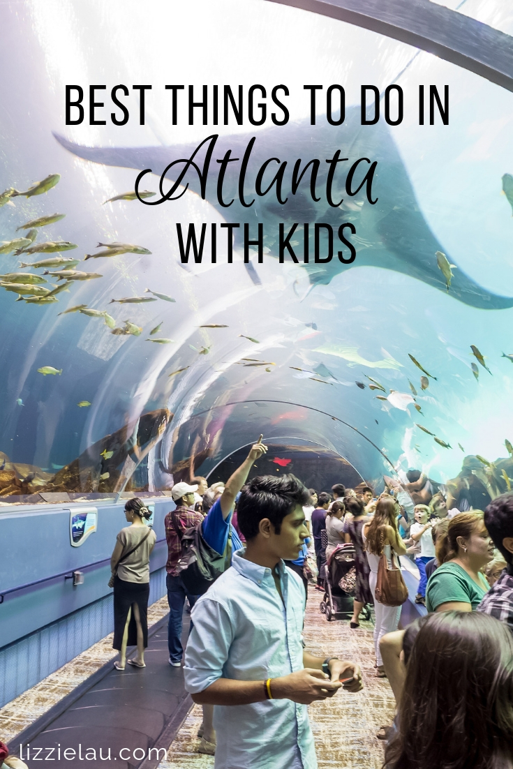 Best Things To Do In Atlanta With Kids