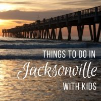 Visit Jacksonville With Kids #onlyinjax