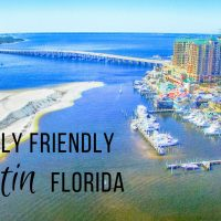 Family Friendly Destin Florida #EmeraldCoasting