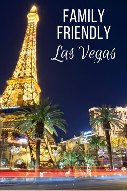 12 Family Friendly Las Vegas Activities #lasvegas #familytravel USA