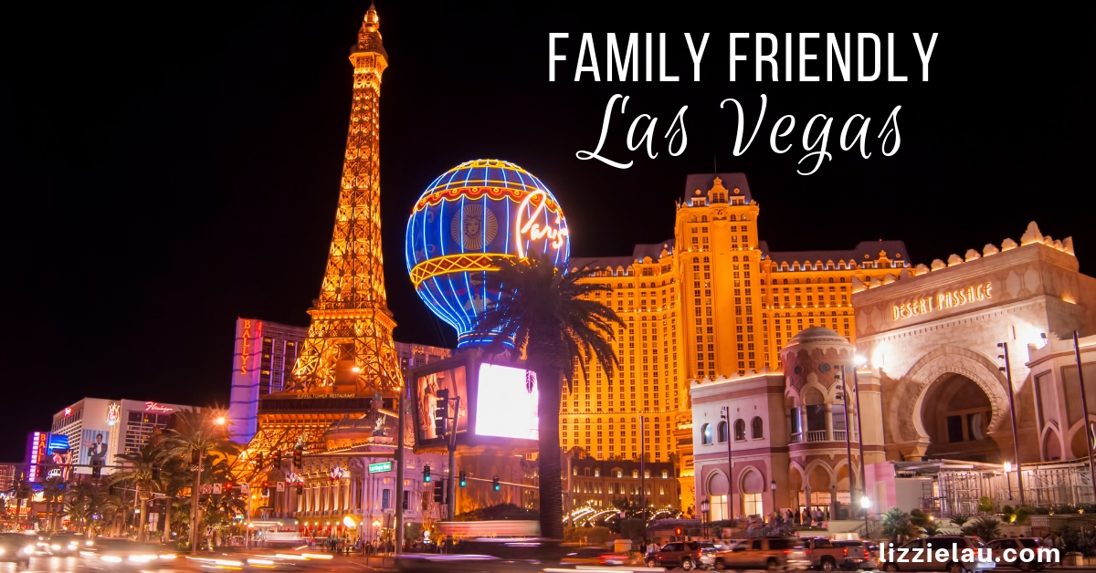 Family Friendly Las Vegas Attractions