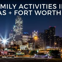 5 Fun Family Activities In Dallas Fort Worth