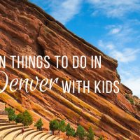 16 Fun Things To Do In Denver With Kids