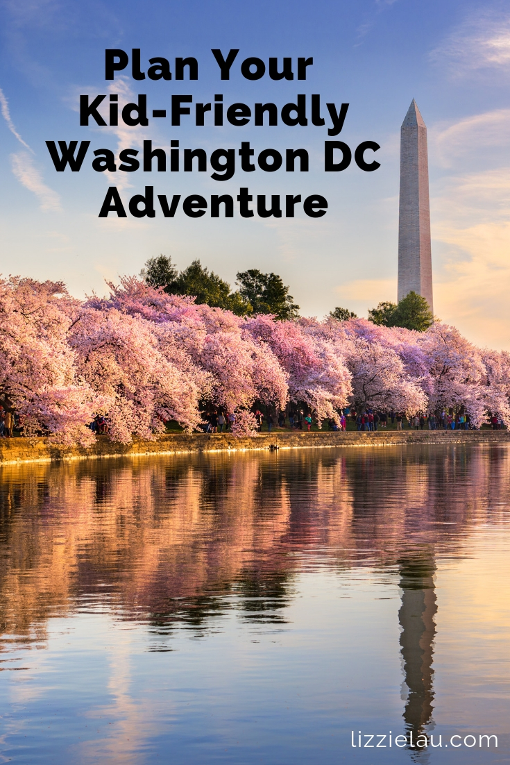 Kid-Friendly Washington DC Adventure