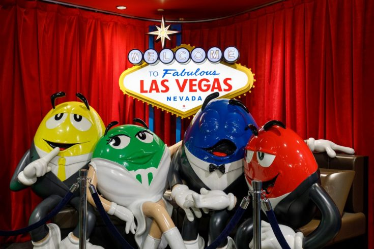 M&M's World Store – Las Vegas