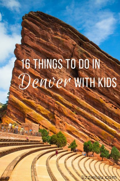 If you're planning to visit Denver with kids, you'll find a variety of terrific family attractions and museums to choose from. #familytravel #denver #USA