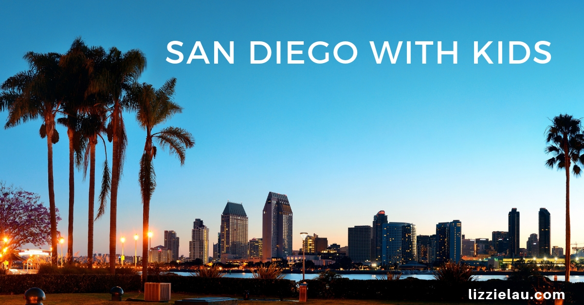 San Diego is one of the West Coast's most family friendly cities. I have such great memories of our trips there, I can't wait to go back! #travel #familytravel #VisitSD #SanDiego #USA