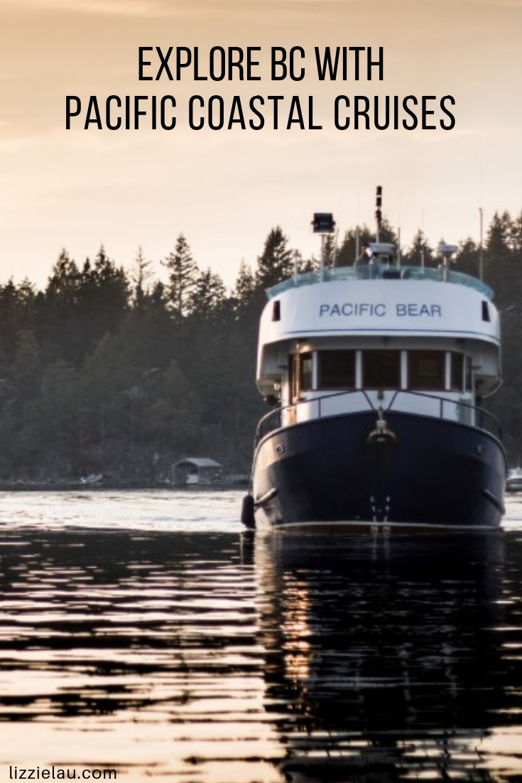 Pacific Coastal Cruises, a twist on traditional cruising