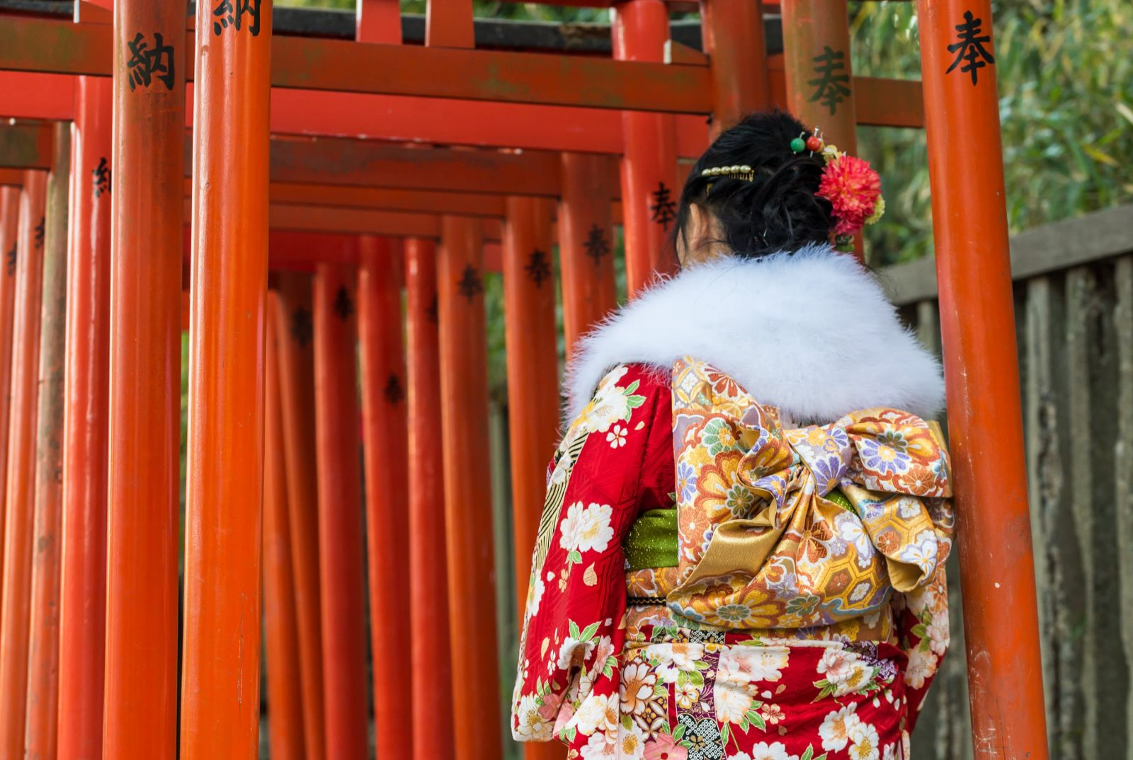 Nezu Shrine: Tokyo's Fushimi Inari
