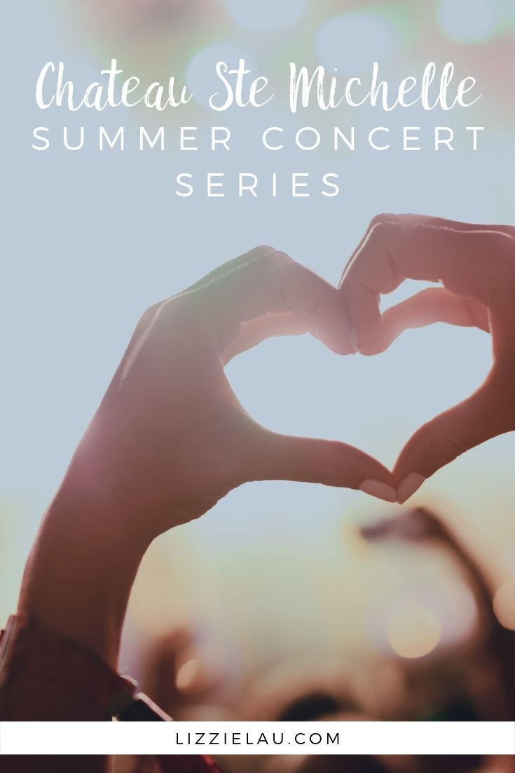 Chateau Ste Michelle - Summer Concert Series