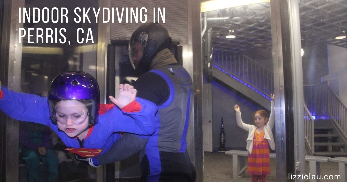 Indoor Skydiving in Perris, CA