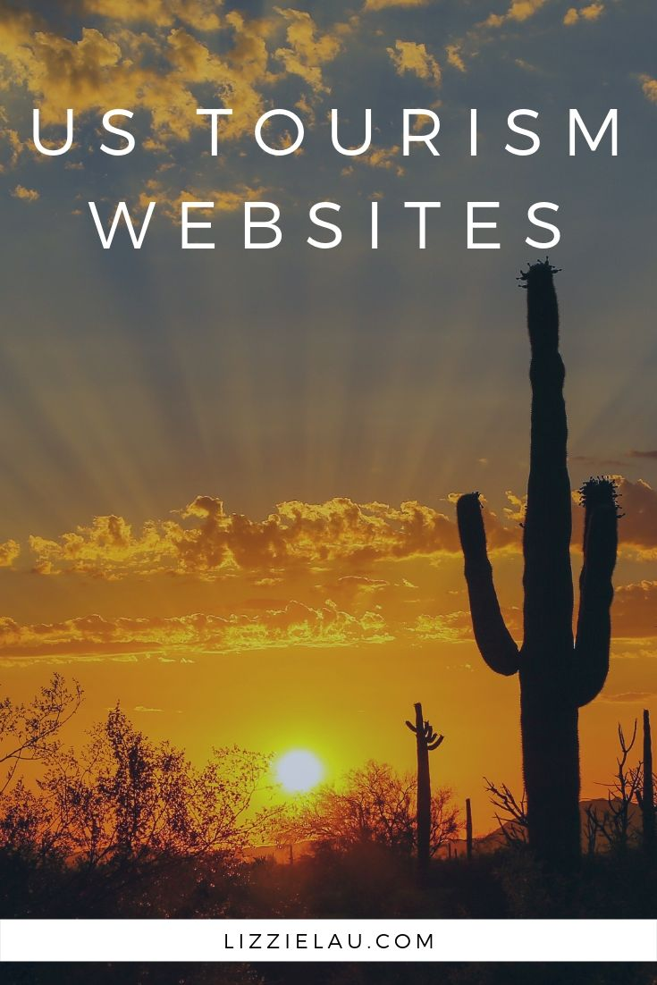 US Tourism Websites - Travel Planning Resources