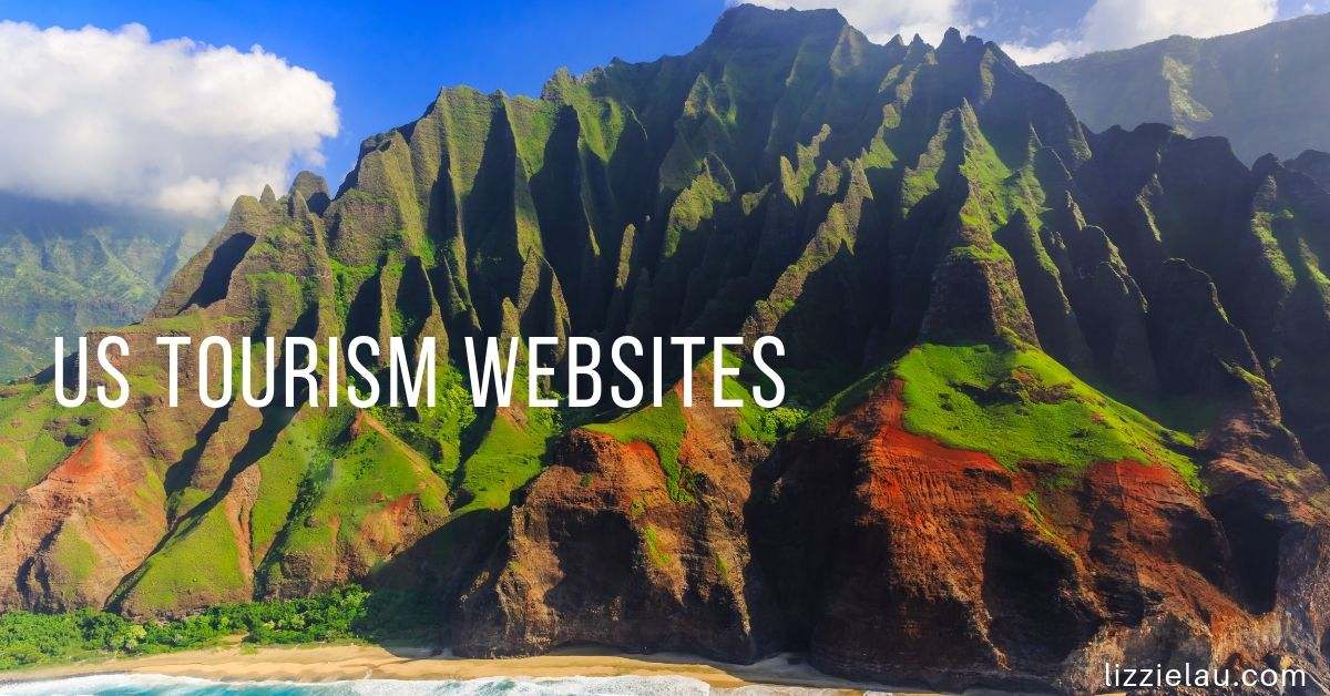 US Tourism Websites Hawaii
