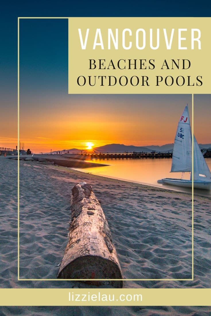 Vancouver Beaches and Outdoor Pools