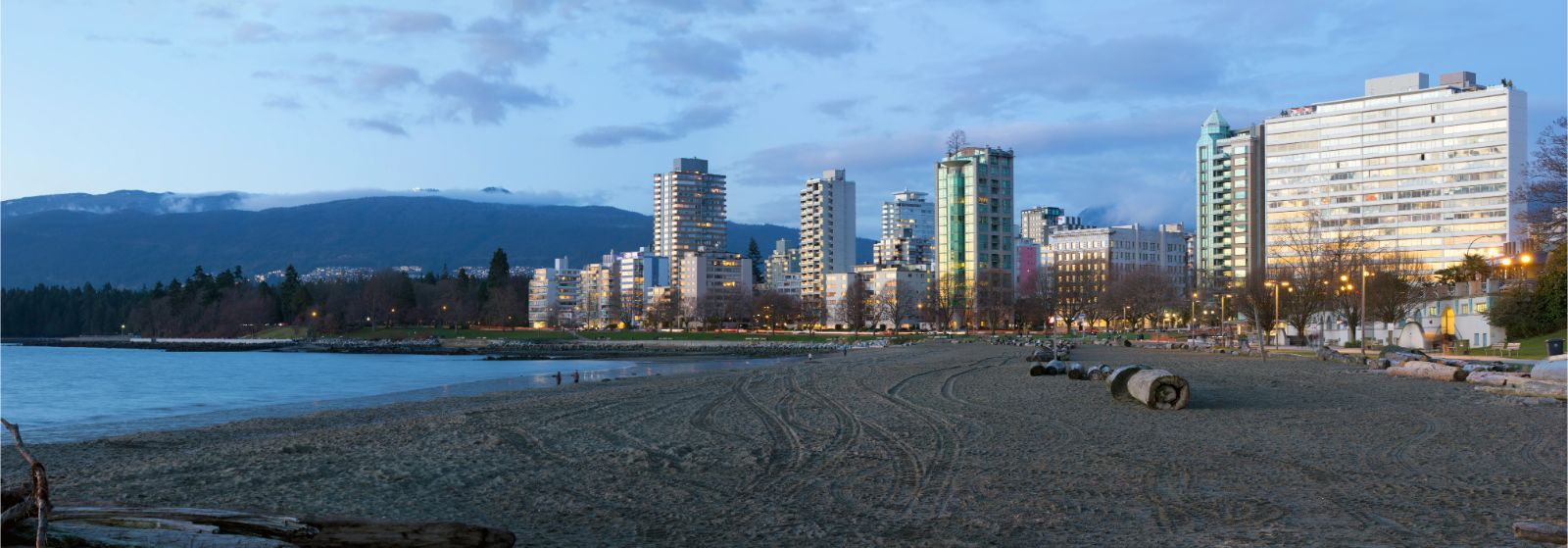 Experience Vancouver beaches