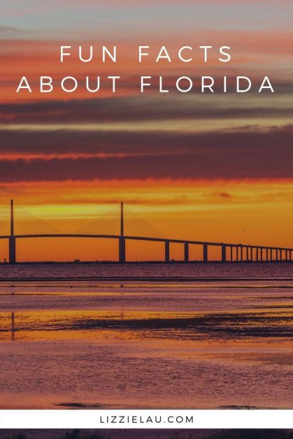 All of my visits to Florida since becoming a parent involve beaches and Disney World, but I just learned a bunch of facts about Florida I want to share. #familytravel #Florida #LoveFL USA