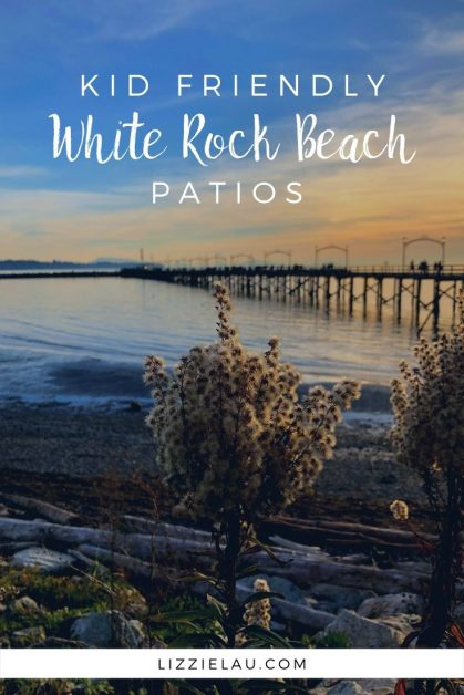 'Tis the season – for sipping margaritas on patios. If you're visiting White Rock Beach, here are four of my favorite spots.  #familytravel #Canada #pnw