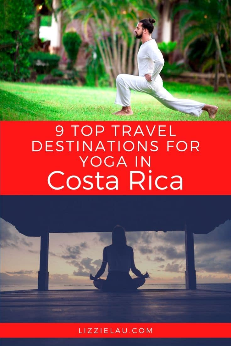 Top Travel Destinations For Yoga in Costa Rica