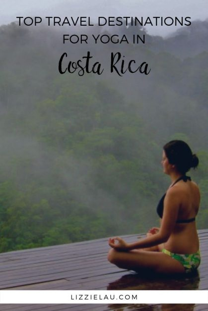 Costa Rica is a destination which appeals to families, adventure junkies, and people who love Yoga.  Here are our picks for where to do yoga in Costa Rica. #yoga #familytravel #CostaRica