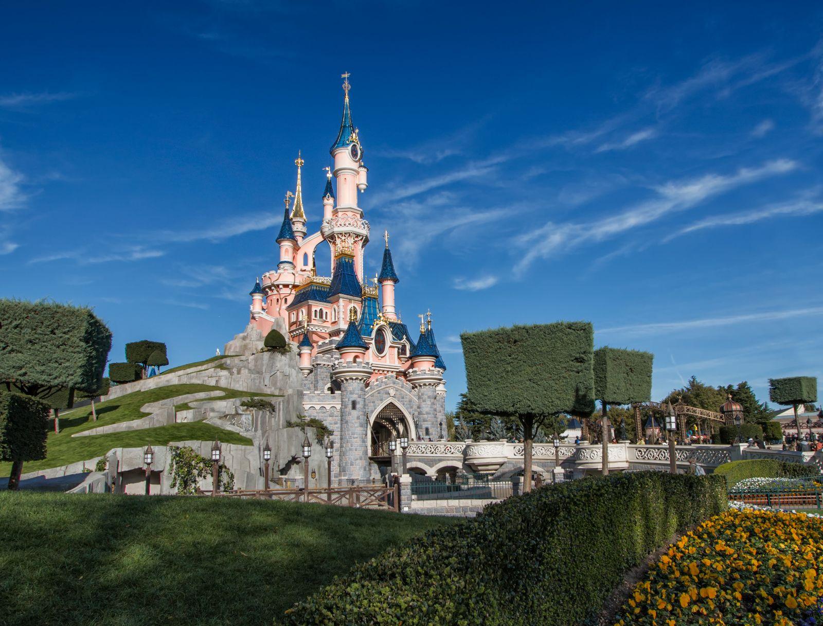 Family Vacation to Disneyland Paris