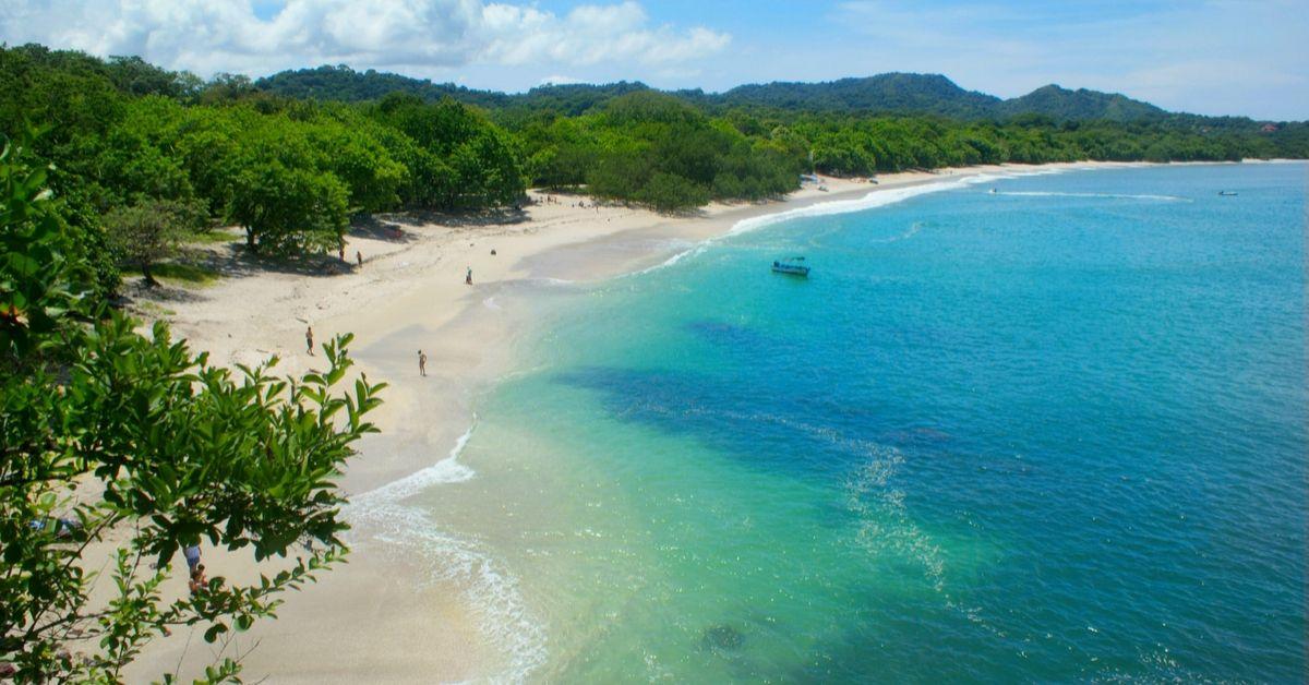 costa rica beach pura vida